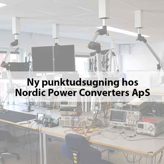 Nordic Power Converters reference