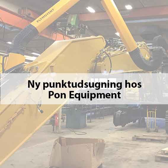 Pon Equipment - OKT 2018